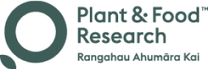 Plant and Food Research Logo