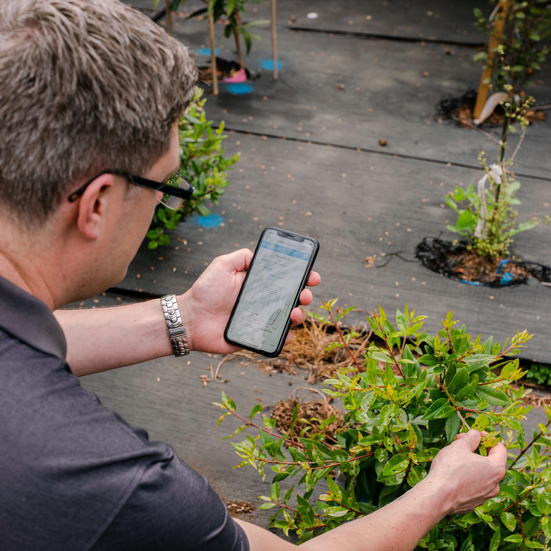 Digital tools in the field